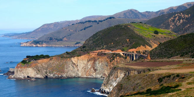 Pacific Coast Highway Car Hire